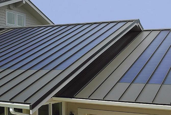 Techos tinglados construcci n de techos de chapas for Techos de chapa modernos